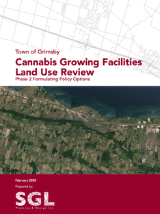 Grimsby Cannabis Facilities Land Use Review