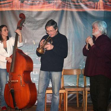 mit Franz Luttenberger und Günter Straub