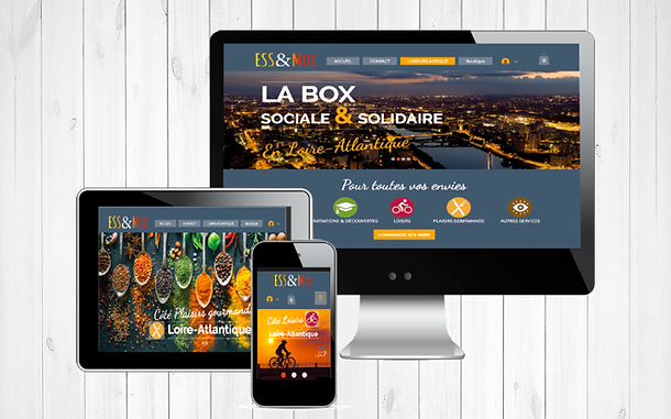 LA BOX SOLIDAIRE ET SOCIALE site internet