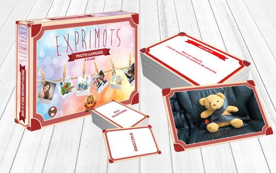 EXPRIMOTS jeu pédagogique