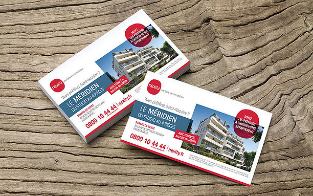 NEXITY tract programme immobilier