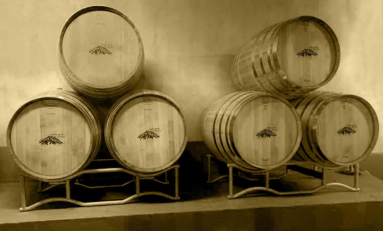 barrel cantina