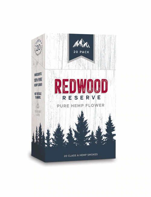 Redwood Reserve CBD Cigarettes