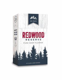 Redwood Reserve CBD Cigarettes