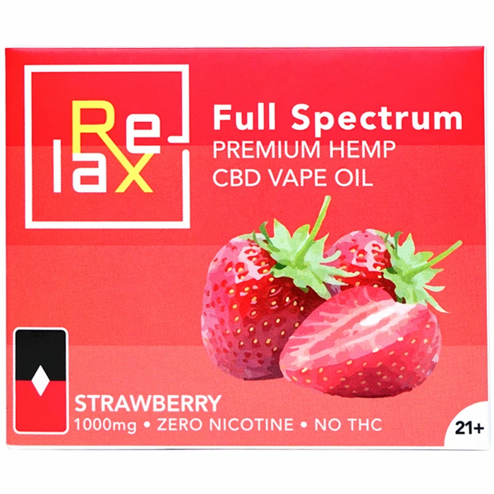 Relax CBD Pods for Juul