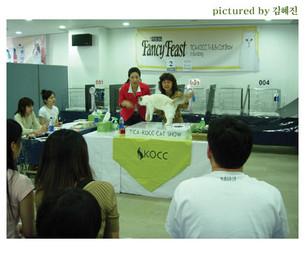 TICA-KOCC 7th, 8th Cat Show