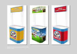 Дизайн рекламных стендов