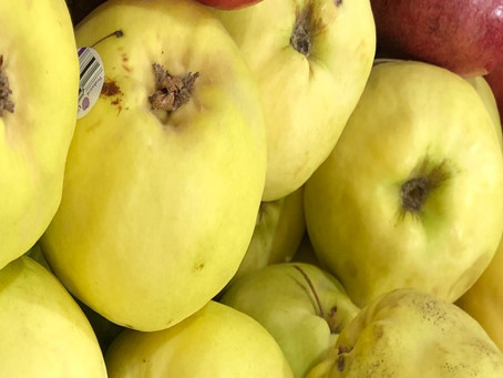 Quince Stew