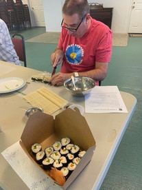 Roll Your Own Sushi Workshop