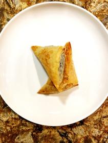 Spanakopita appetizer