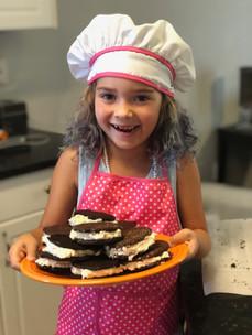 Chocolate Sandwich Cookie Class