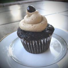 Cocoa Espresso Cupcakes