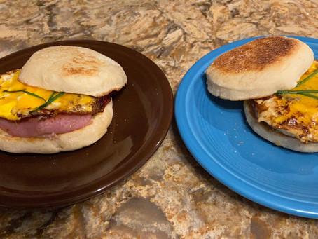 One of my favorite things...Breakfast!!
