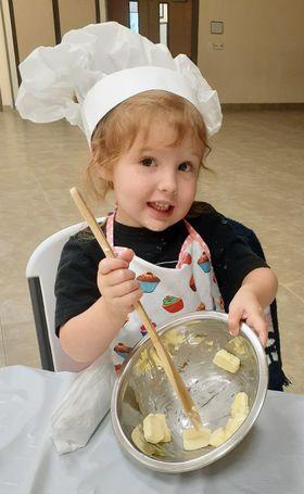 Petit Chef - a program for preschoolers
