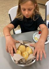 Cook's Helper: Cheddar Biscuits