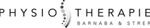 Physiotherapie Barnaba & Strer_Logo_schw