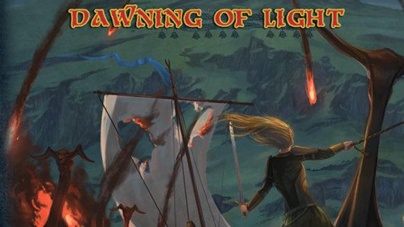 Flesh of the Blood - Dawning of Light