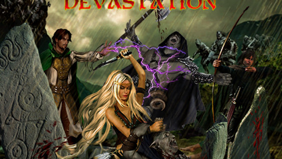 Flesh of the Blood - Devastation