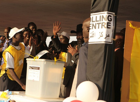 Should democracy vote itself out of Africa?