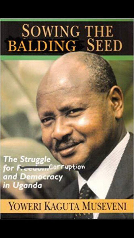 President Museveni gives up fight against corruption, he is now just walking