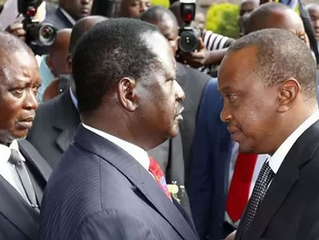 Why all is not well on Kenya's top floor