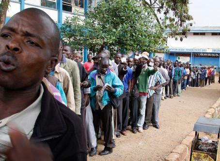 Kenya: teetering on the edge
