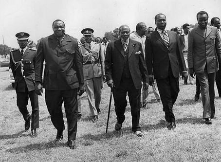 Idi Amin v. Jomo Kenyatta: the making of anti-heroes