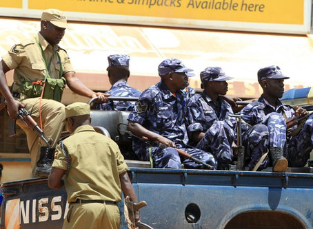 Government-backed vigilantes threaten stability in in Uganda