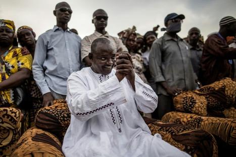 Gambia swears allegiance to Queen Elizabeth II!