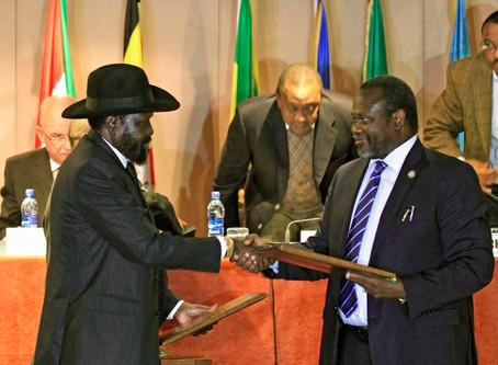 Why the betrayal of South Sudan's leaders and neighbours spells failure for 'African solutions'