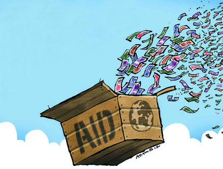 Worse than Useless: How Foreign Aid is Killing Africa