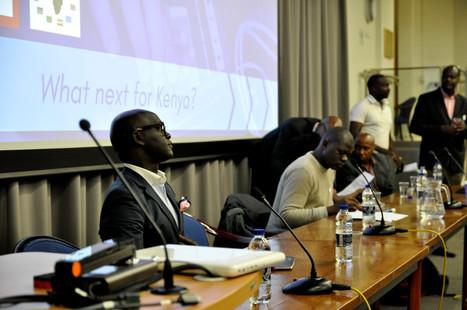 Msomi x SOAS East Africa Society: Kenya Election 2017