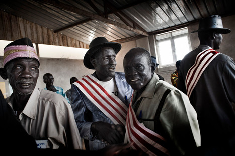 Why local solutions will change the situation in South Sudan