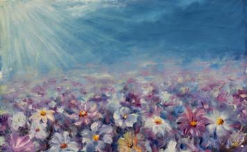 880. 春の花々が教える自己の永続性と不滅性:脱中心化と再中心化