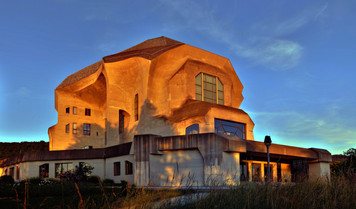 3629. ドルナッハの精神科学自由大学:音・色・意識・エネルギーの探究に向けて
