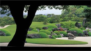 628. 名園と名画の共演:足立美術館へ訪れて