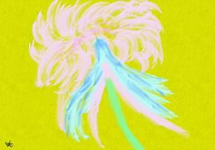 No.828 朝の花_A Morning Flower