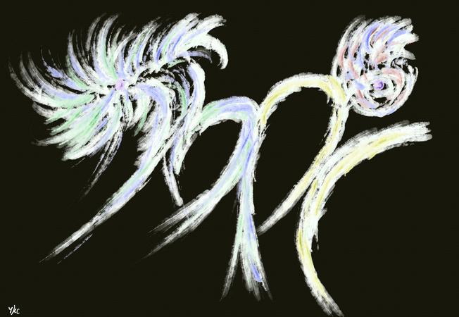 No.1569 朝龍の骨_A Bone of a Morning Dragon
