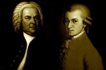 2036. バッハの曲とモーツァルトの曲