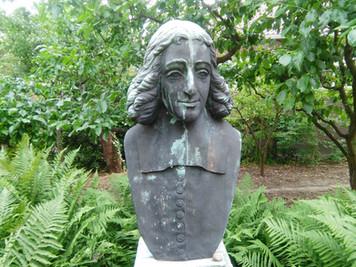 1209. ライデン訪問記:「スピノザ記念館」を訪れて
