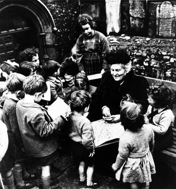 80. マリア・モンテッソーリの教育思想:シュタイナー教育との共通点
