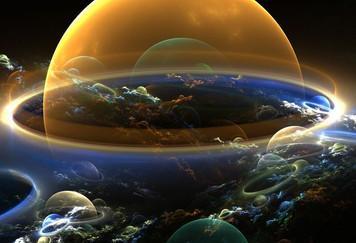 2361. 作曲に潜む揺らめく一本の線:天球の音楽