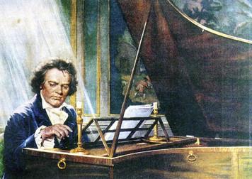 719. ベートーヴェン ピアノソナタ第26番『告別』より