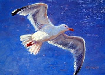 1313. 一羽のカモメの教え:表現行為の動因から形へ