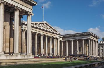 2737. 【ロンドン滞在記】大英博物館を訪れて:文明の巨大な流れ