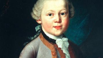 2106. 六歳のモーツァルトから