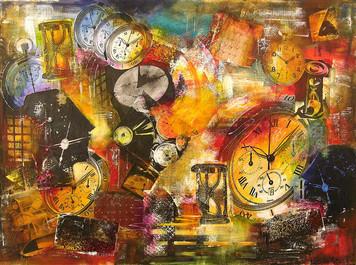 803. 心理空間の差異化と時間的拡張過程