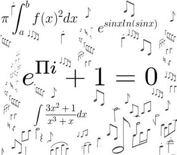 1573. 作曲と数学