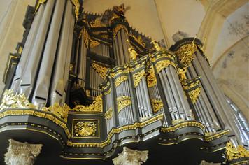 2708. マルティニ教会でのパイプオルガンコンサートに参加して