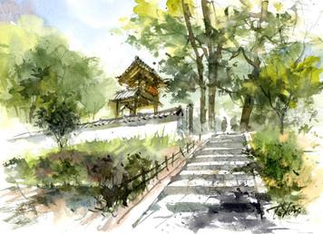 1335. 久しぶりの一時帰国:名古屋での熱情と爽やかな風